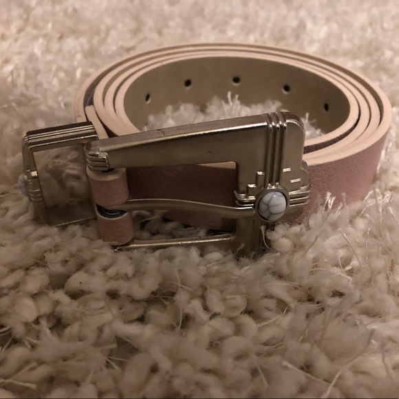 No Boundaries Accessories - Blush Bohemian Belt